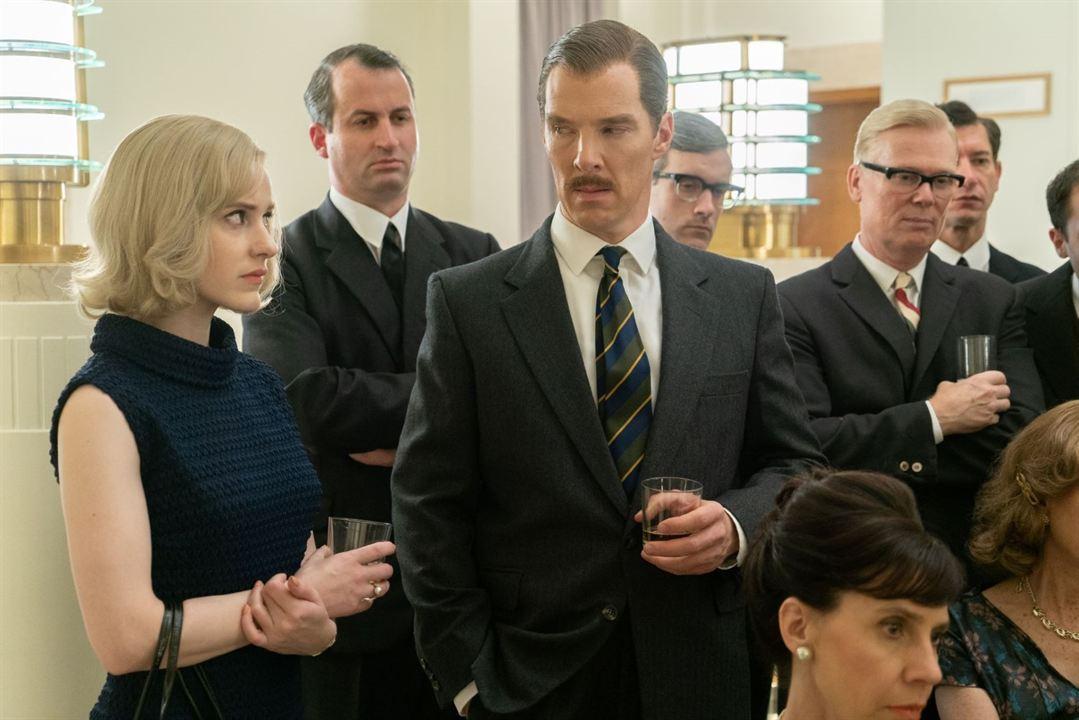 Kurye : Fotograf Benedict Cumberbatch, Rachel Brosnahan