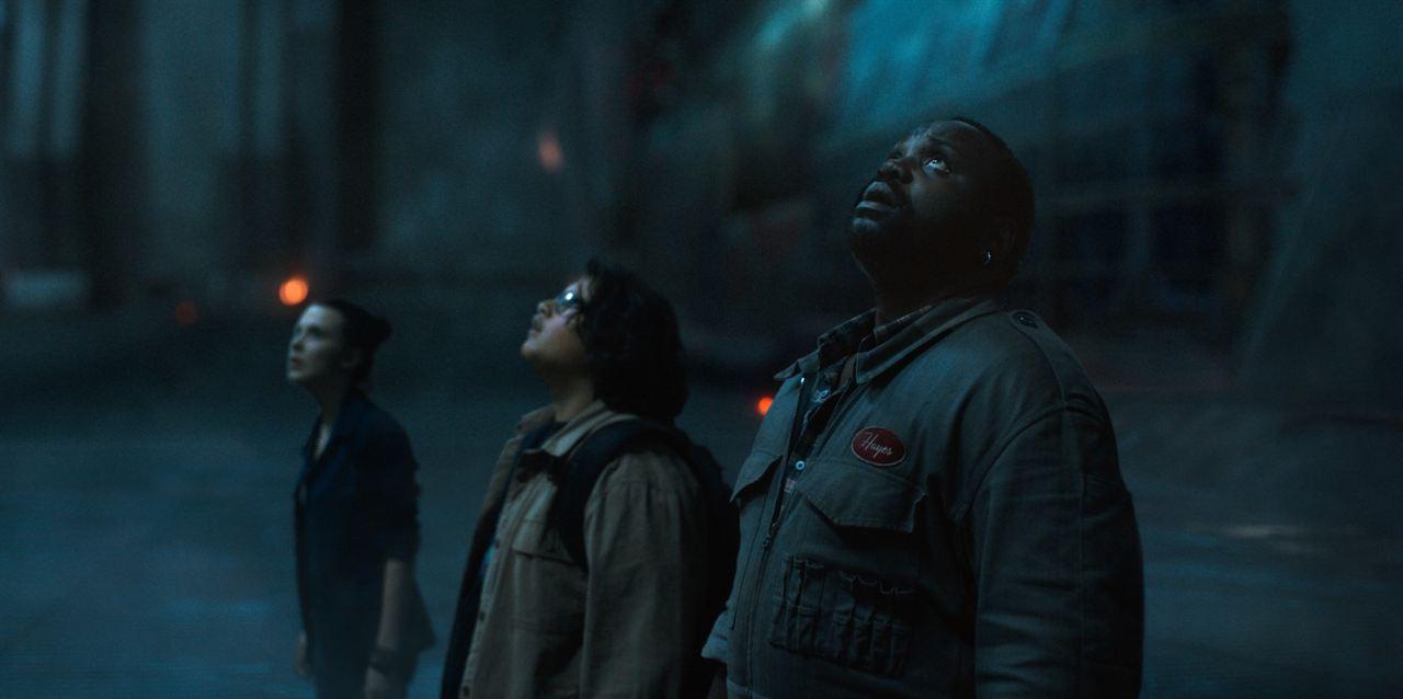 Godzilla vs Kong : Fotograf Brian Tyree Henry, Julian Dennison, Millie Bobby Brown