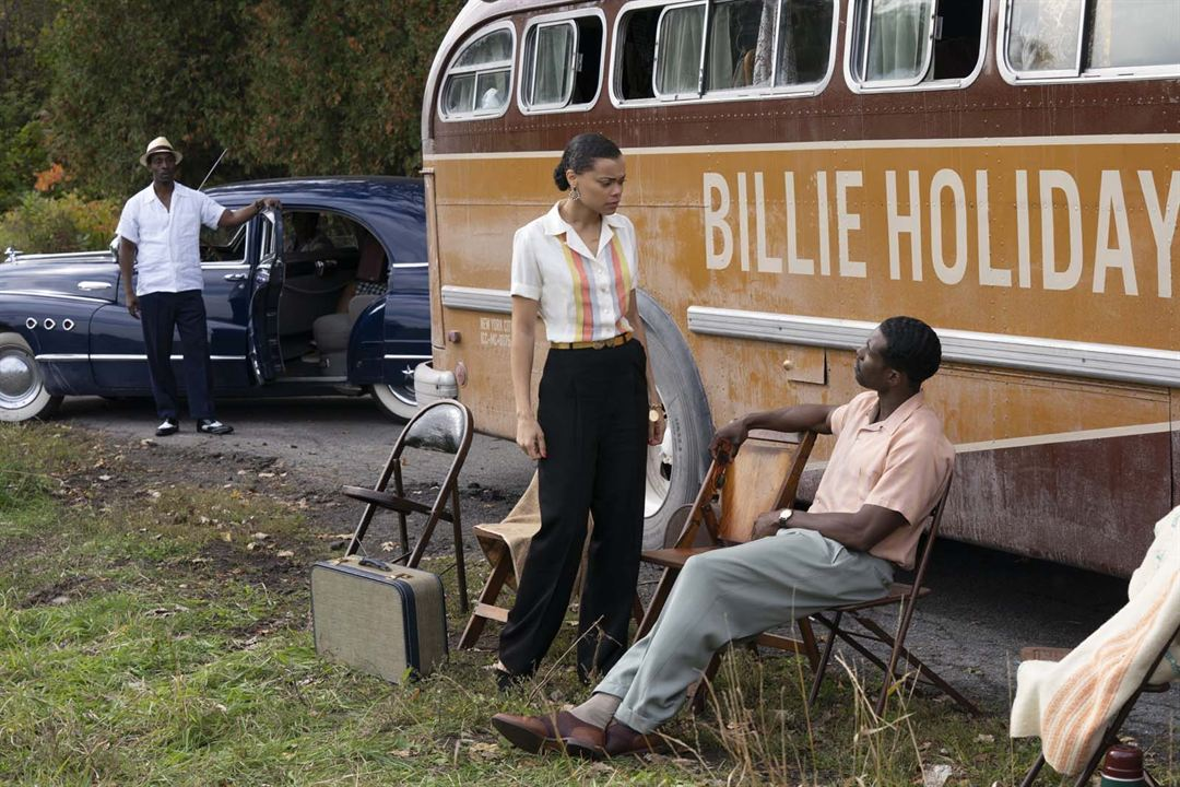 The United States Vs. Billie Holiday : Fotograf Andra Day, Trevante Rhodes