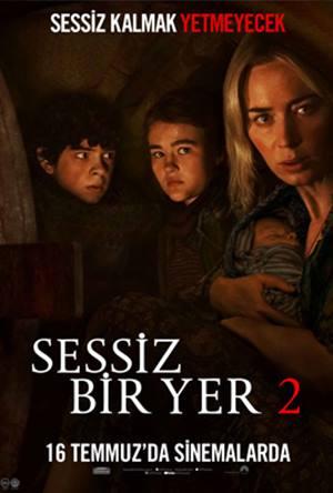SESSİZ BİR YER -2