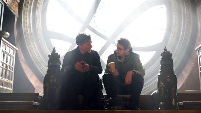 Scott Derrickson ve C. Robert Cargill Neden Doctor Strange 2'yi Bıraktı?